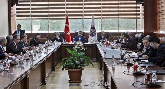 2. ÜNİDAP toplantısı gerçekleştirildi