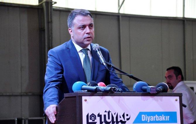 Diyarbakır'da 'Ev'leniyoruz Fuarı' açıldı