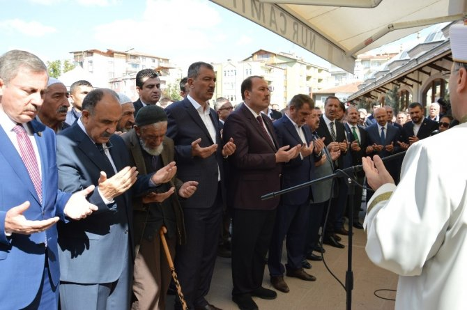 Milletvekili Öztürk'ün acı günü