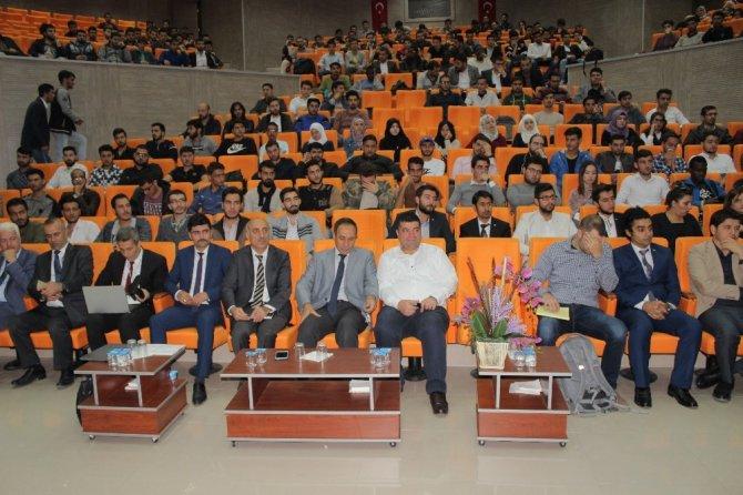 FÜ'de yabancı uyruklu öğrenci çalıştayı