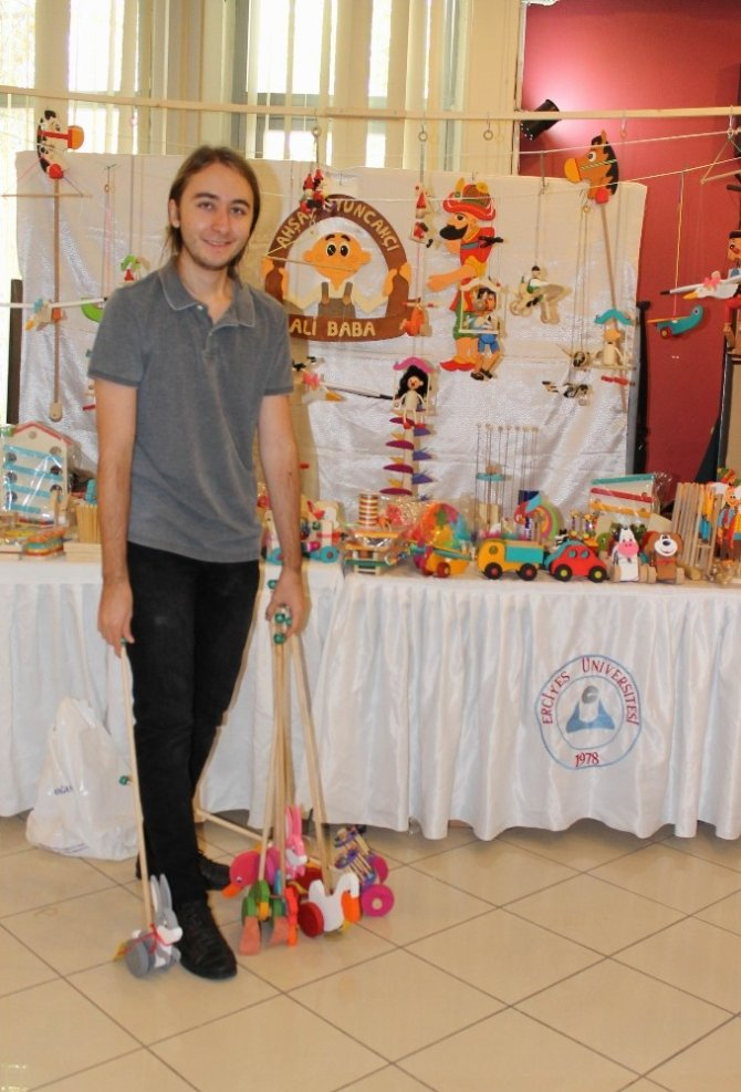 Erciyes Üniversitesinde akademik açılış yılı etkinlikleri başladı