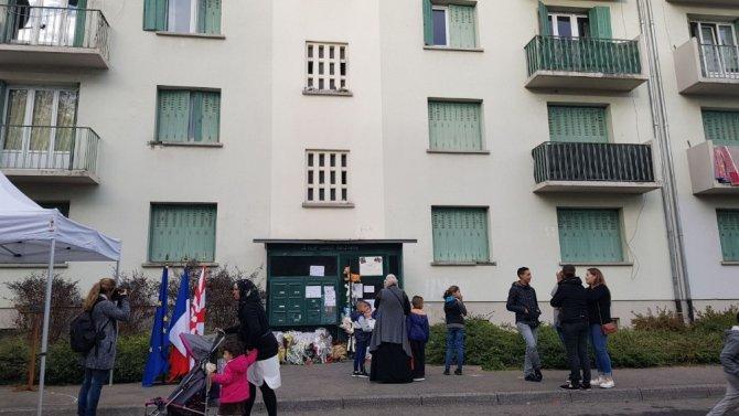 Fransa'daki yangında ölen Nihal Ertunç'un cenazesi memleketine gönderildi