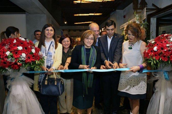 Gaziantep Sanat Merkezi yeni sanat yılına hızlı giriş yaptı