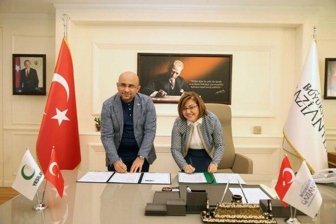 Gaziantep uyuşuturcuyla mücadelede Yeşilay ile işbirliği protokolü imzaladı