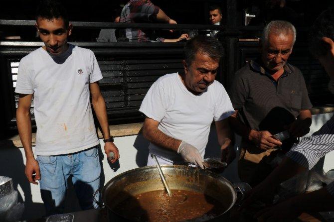 Gaziantep'te 5 bin aşure ikramı