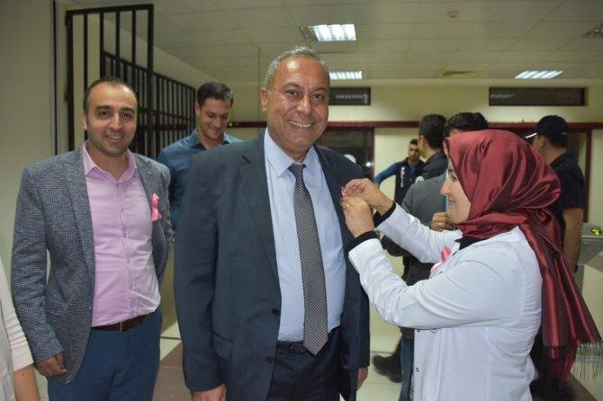 Gaziantep'te 5 bin kişi meme kanseri hakkında bilinçlendirildi