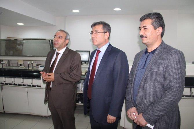 Van YYÜ Dursun Odabaşı Tıp Merkezinin ek binası tanıtıldı