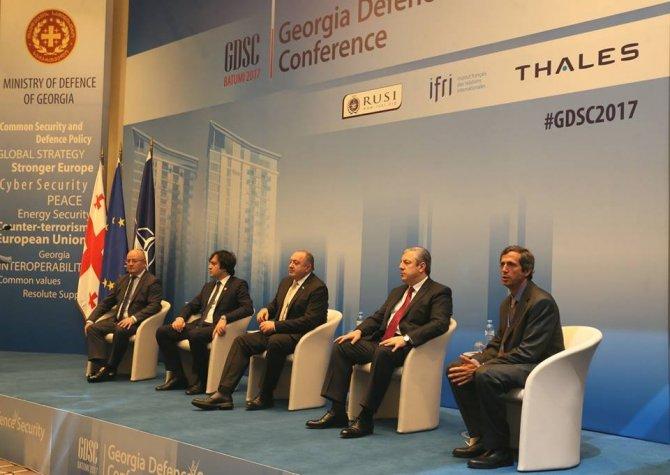 """Gürcistan Başbakanı Kvirikaşvili: """"Bölgede barış ve istikrarın sağlanması daha fazla çabayı gerektiriyor"""""""
