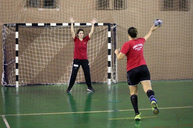 Yenimahalle Belediyespor Kadın Hentbol Takımı Avrupa'da