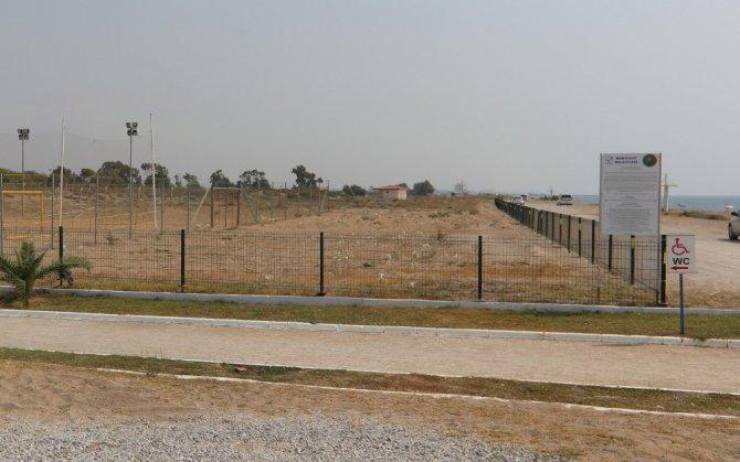 Koparanlara 38 bin TL ceza uygulanan kum zambakları koruma altında