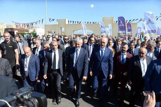 7'nci Ordu Günleri Yenikapı'da başladı