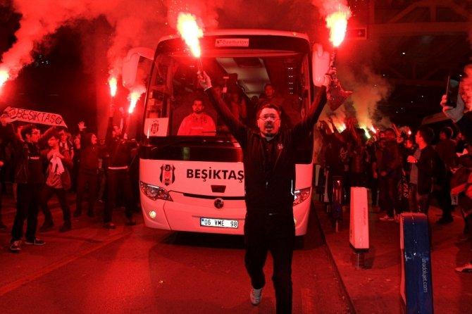 Beşiktaş, Ankara'da