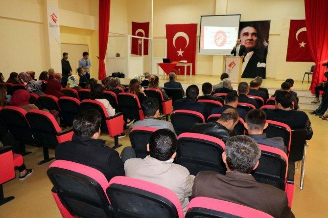 Yozgat'ta 'Sosyal Hizmet Değerlendirme Programı' yapıldı