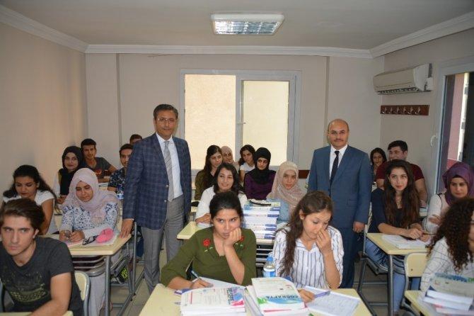 Akdeniz Akademi açıldı