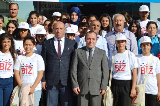 'Biz Anadoluyuz' Projesi gezdiriyor