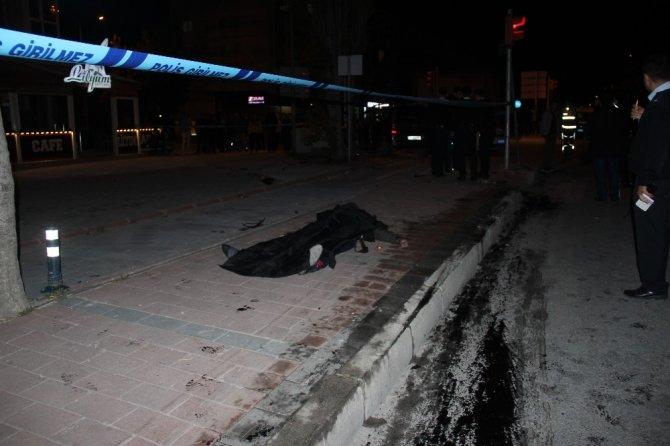 Çanakkale'de feci kaza: 1 ölü