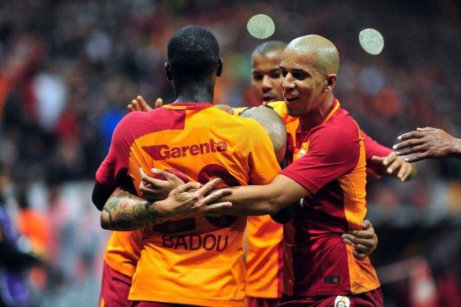 Atiker Konyaspor ile Galatasaray 33. randevuda