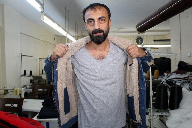 Türk girişimciden 55 dereceye kadar ısıtan mont