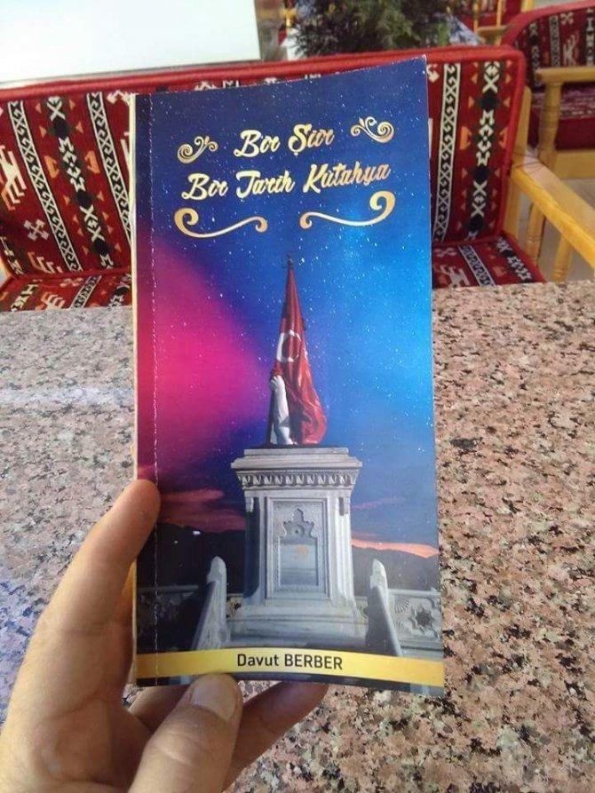 Aslanapalı imamdan ''Bir şiir bir tarih Kütahya'' isimli kitap