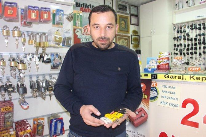 Türk yapımı kolay anahtar