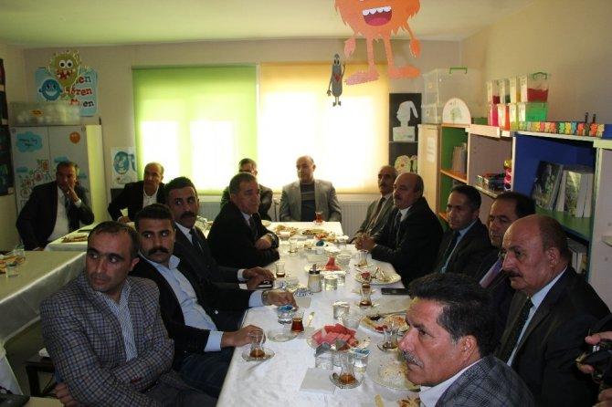 TEGV Muradiye Biriminden tanıtım toplantısı