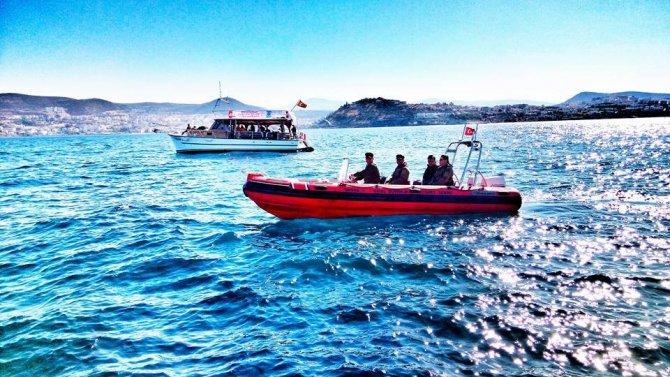 Altın Palet Sualtı Görüntüleme Türkiye Şampiyonası Kuşadası'nda başladı