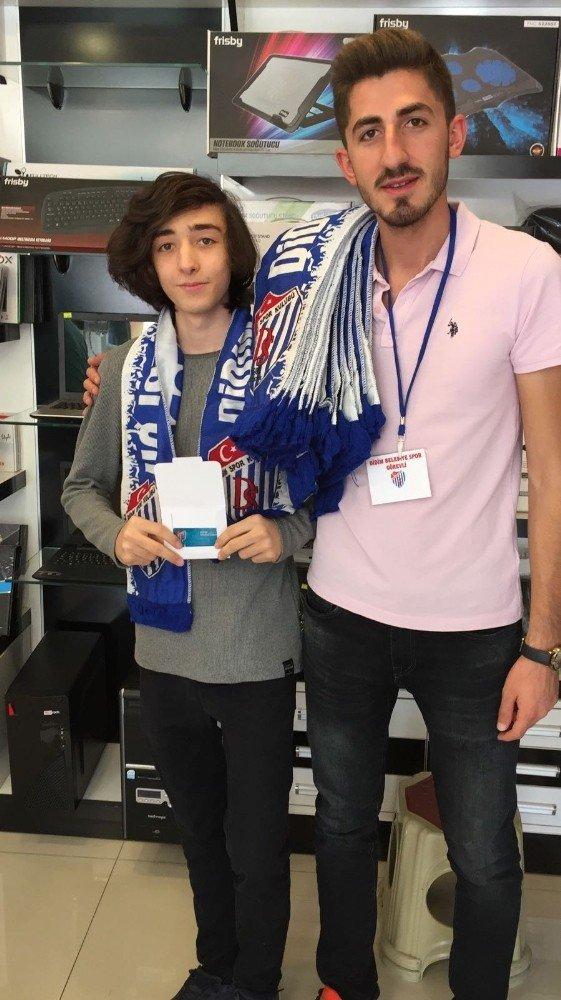 Didimli Esnaflardan Didim Belediyespor'a gelir amaçlı destek