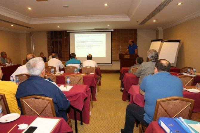 Kilis Belediyesi 2018-2019 Yılı Çalıştayı tamamlandı