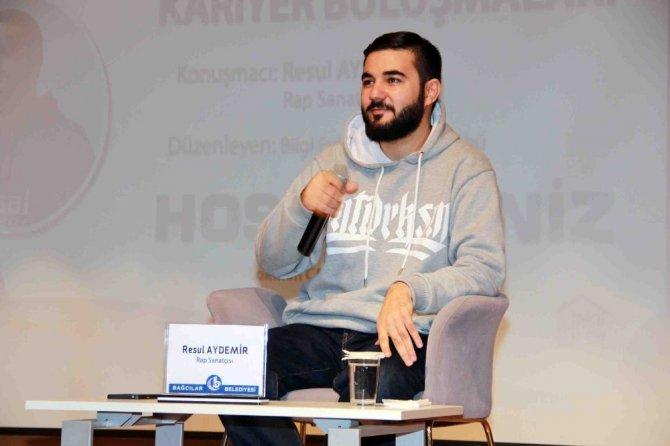 """Resul Aydemir: """"Rap şarkılarda kötü mesajlar veriliyor, kulak ve gözlerinizin x-raylarını açık tutun"""""""