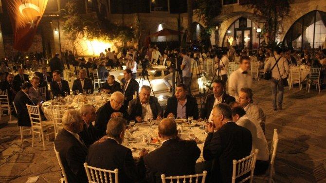 """TOBB Başkanı Hisarcıklıoğlu: """"Ülkemiz ekonomisinin lokomotif illerinden birisi Hatay'dır, Hatay'ın geleceği de parlaktır"""""""
