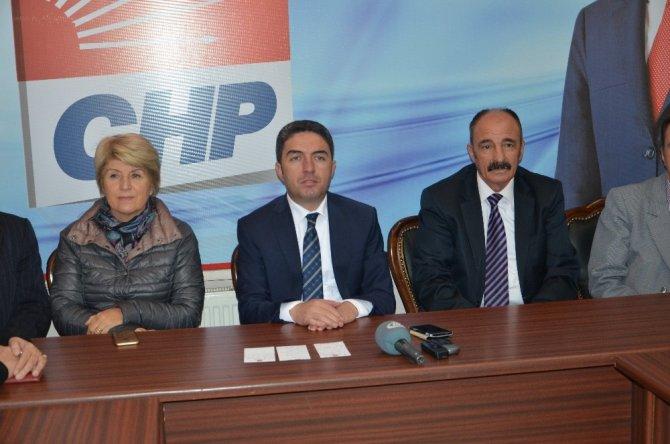 """CHP İl Başkanı Kiraz: """" Malatya 'da 2 milyon Ağaç kesildi"""""""