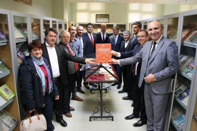 'Edirne kırmızısı' UNESCO'ya göz kırpıyor