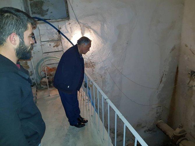 Niğde Belediye Başkanı Rifat Özkan'dan gece denetimi
