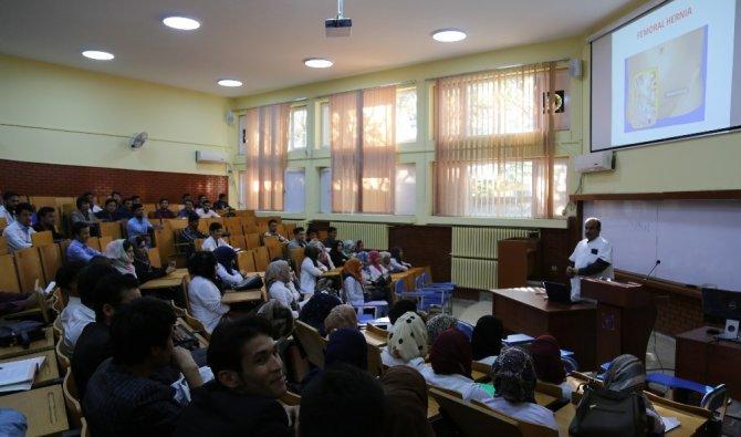 TİKA, Afganistan'ın sağlık alanına damga vuran Türk'ün hatırasını canlandırdı