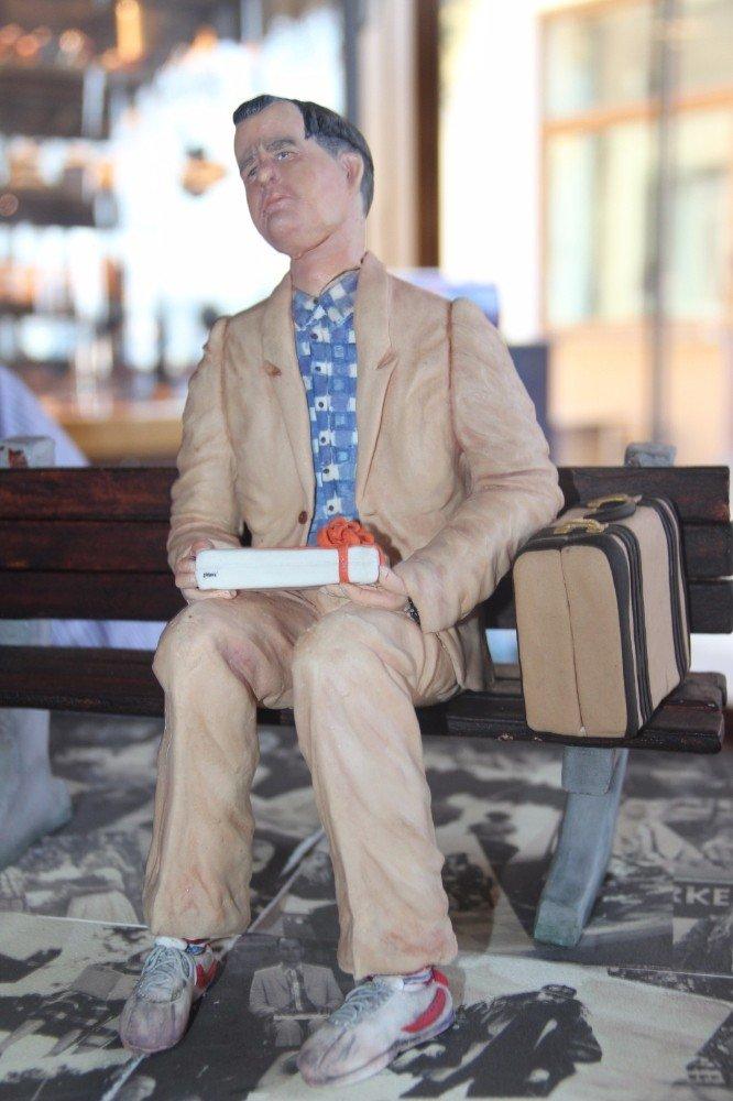 Forrest Gump figürü Çanakkale'ye ödül getirdi