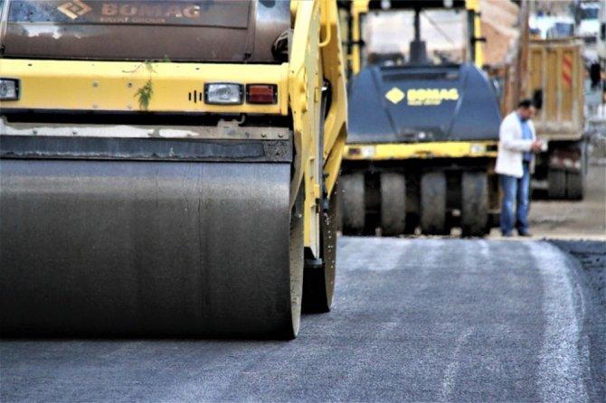 Artuklu Belediyesinden cadde ve sokak çalışması