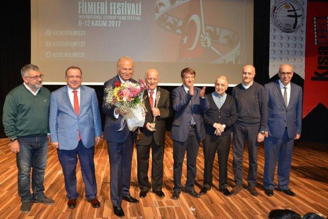 """17. Uluslararası """"Kısa-Ca"""" Öğrenci Filmleri Festivali başladı"""