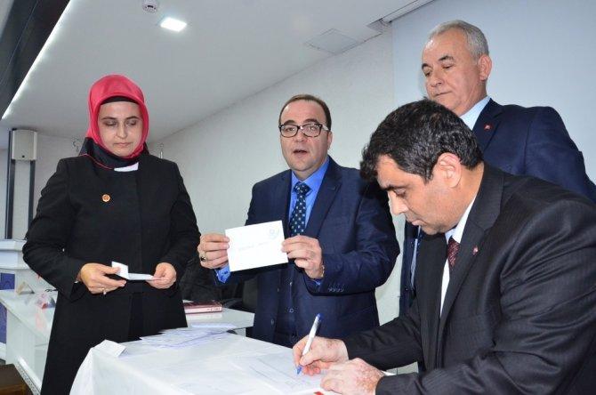 Altıeylül Belediye Başkanlığına Hasan Avcı seçildi