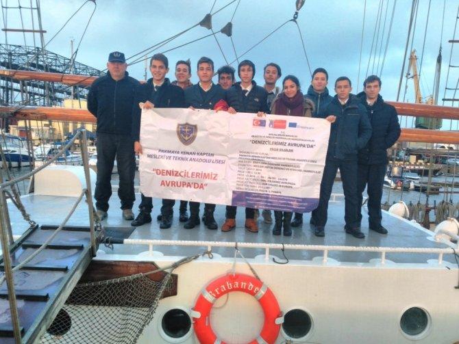 Ayvalıklı Denizciler Avrupa'yı fethetti