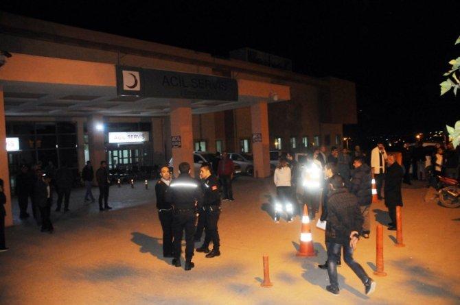 Deprem Cizre'de de hissedildi, hastalar tahliye edildi