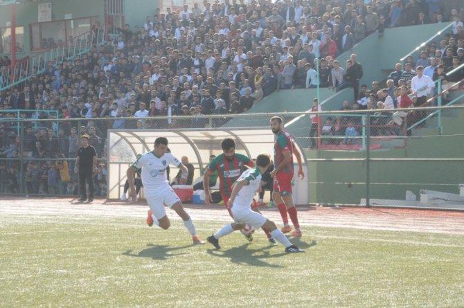 Spor Toto 3 Lig: Cizrespor: 2 - Kocaelispor: 0