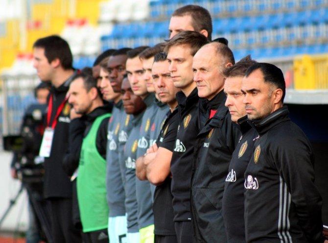 21 Yaş Altı Avrupa Şampiyonası Elemeleri: Türkiye: 1 - Belçika: 2