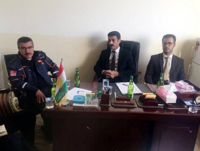 AFAD, Kuzey Irak'ta incelemelerde bulundu