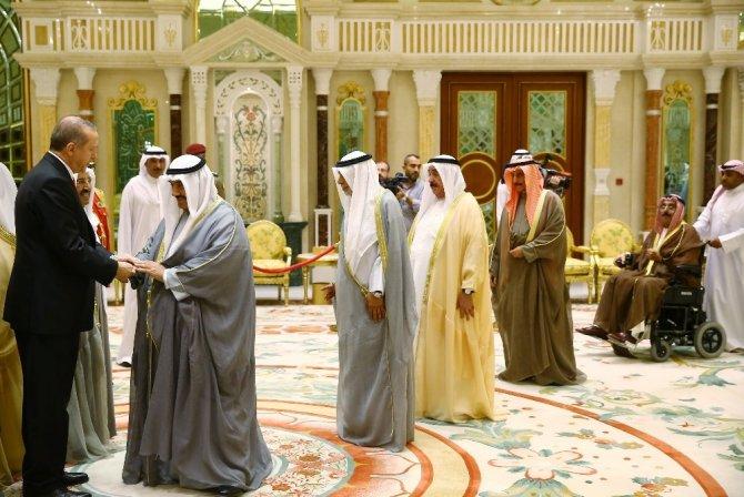 Türkiye ve Kuveyt arasında 3 anlaşma imzalandı
