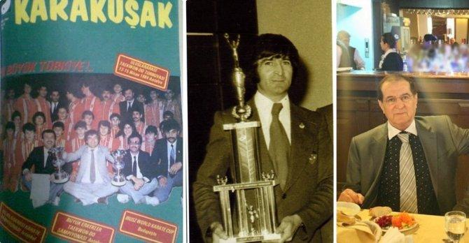 Taekwondo da tarih yazan İsmet Iraz hayatını kaybetti