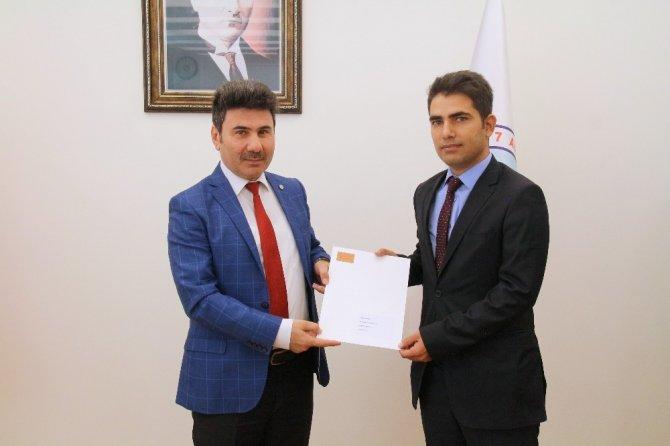 Kilis 7 Aralık Üniversitesi'nde başarı ödüllendirildi
