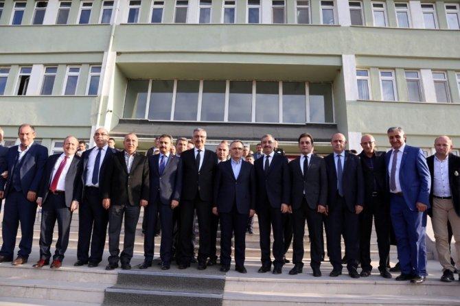 Maliye Bakanı Ağbal'dan şeker sanayisiyle ilgili açıklama