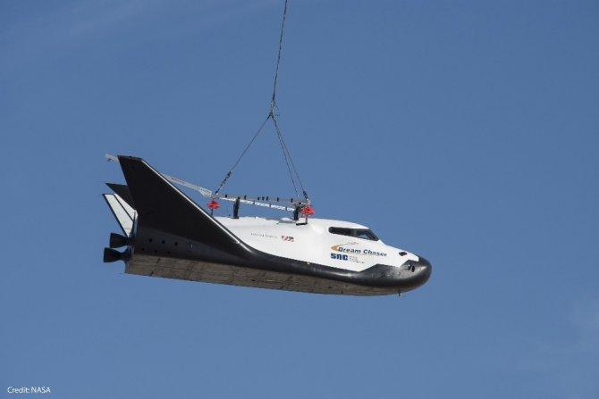Dream Chaser, uzay yolculuğuna bir adım daha yaklaştı