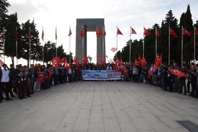 66 bin öğrenci ecdadıyla buluştu