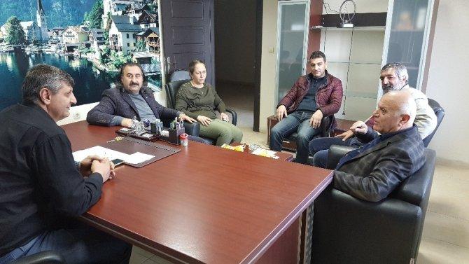 BİGİAD ve TATSO'dan BİGACEM'e ziyaret